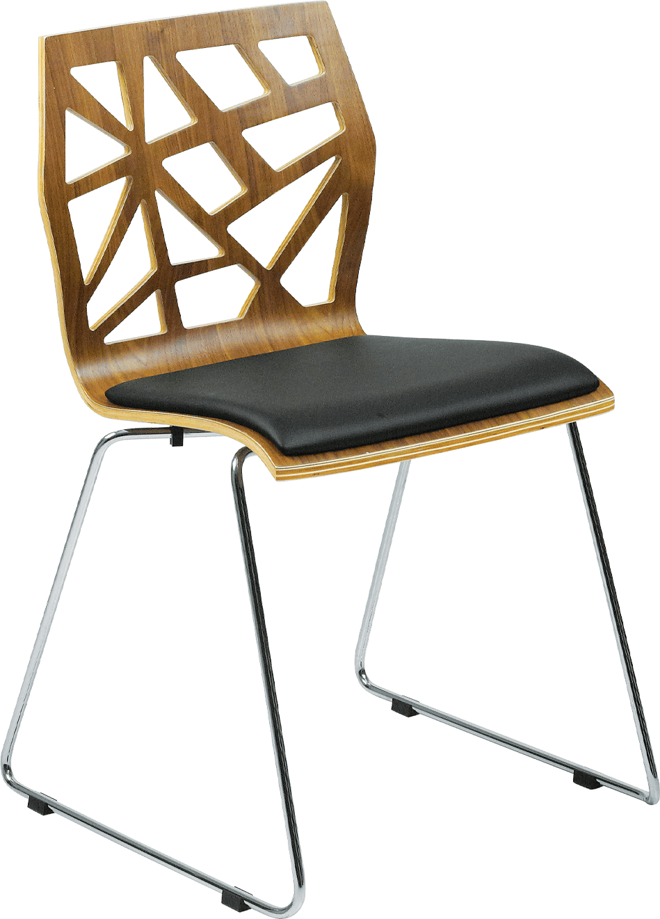 C 60 Freya Chair Skid Legs