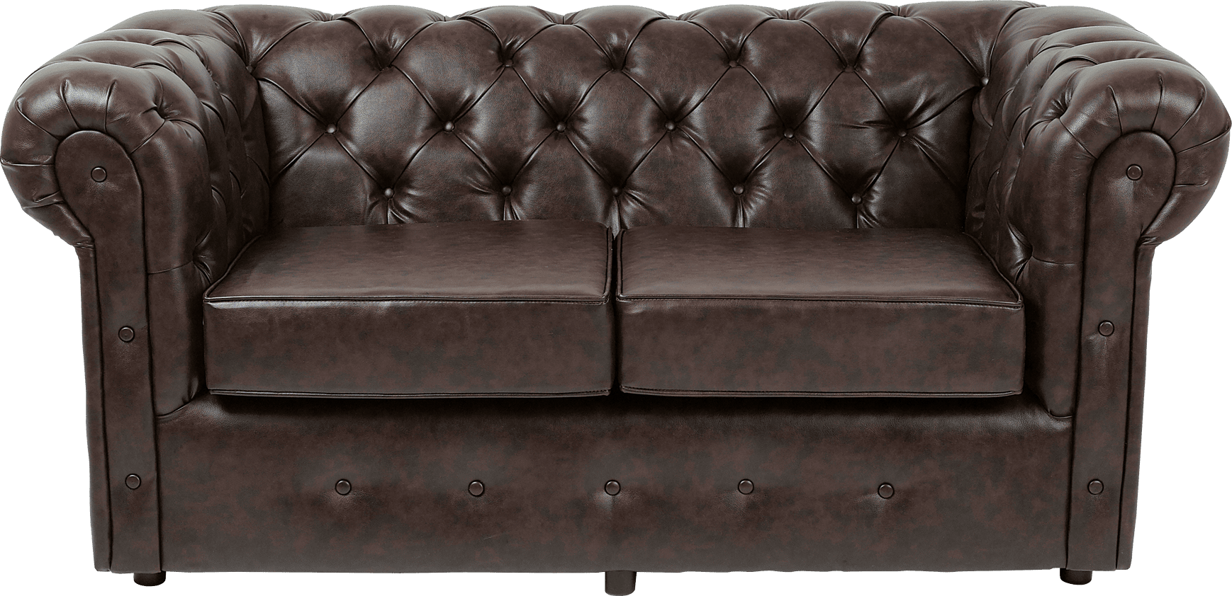 Lc 83 Chesterfield 2 Seater Sofa