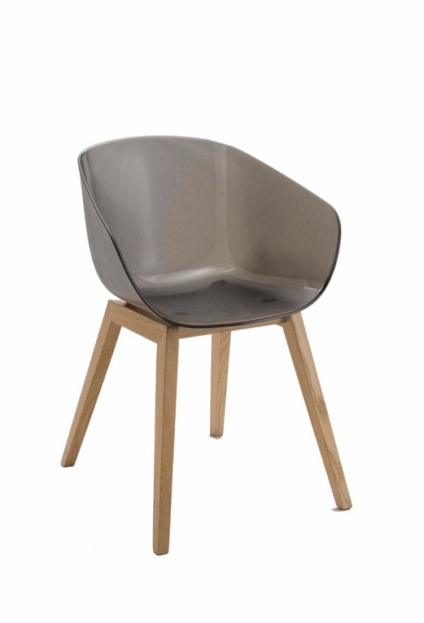 Coque Chair Angled