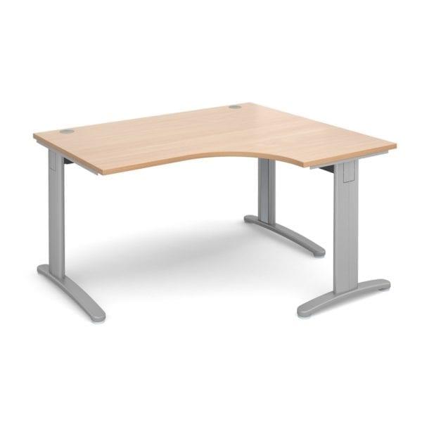 Deluxe Ergonomic Desk Right