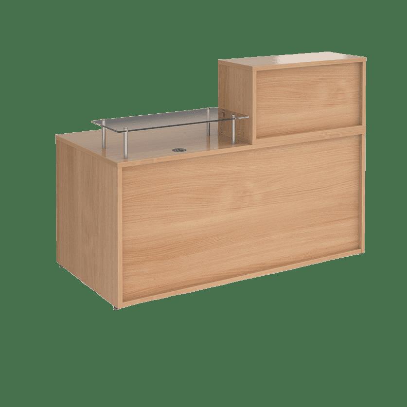 Reception Desks Medium Straight
