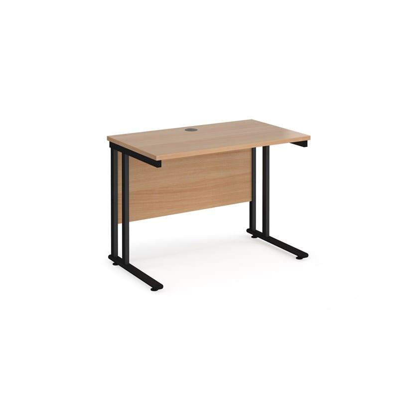 Straight Desk 600